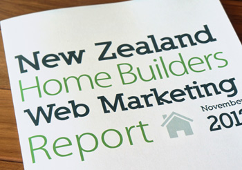 Home Builders Marketing New Zealand
